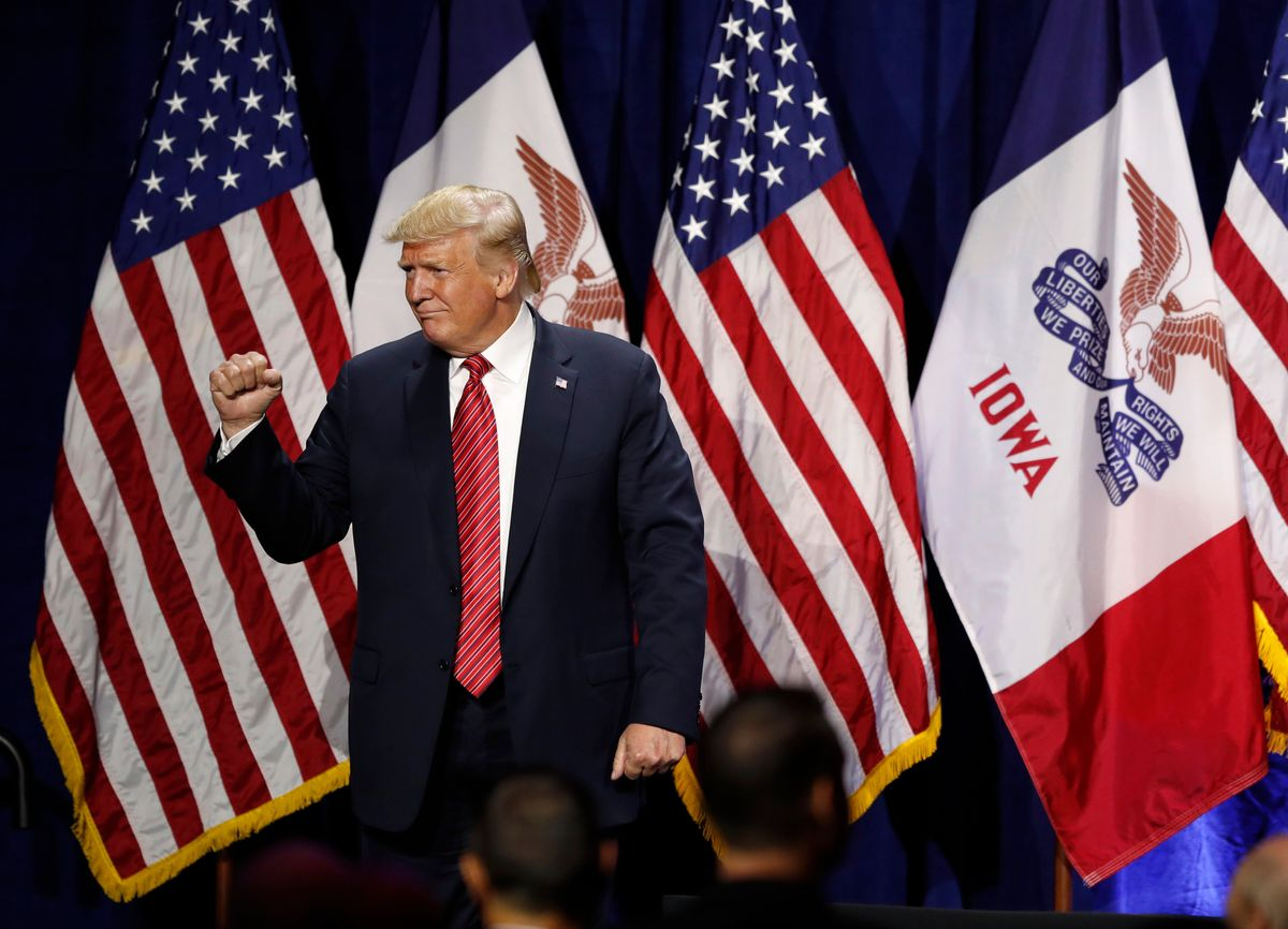 Trump: Tough Ticket to See His Campaign Kickoff