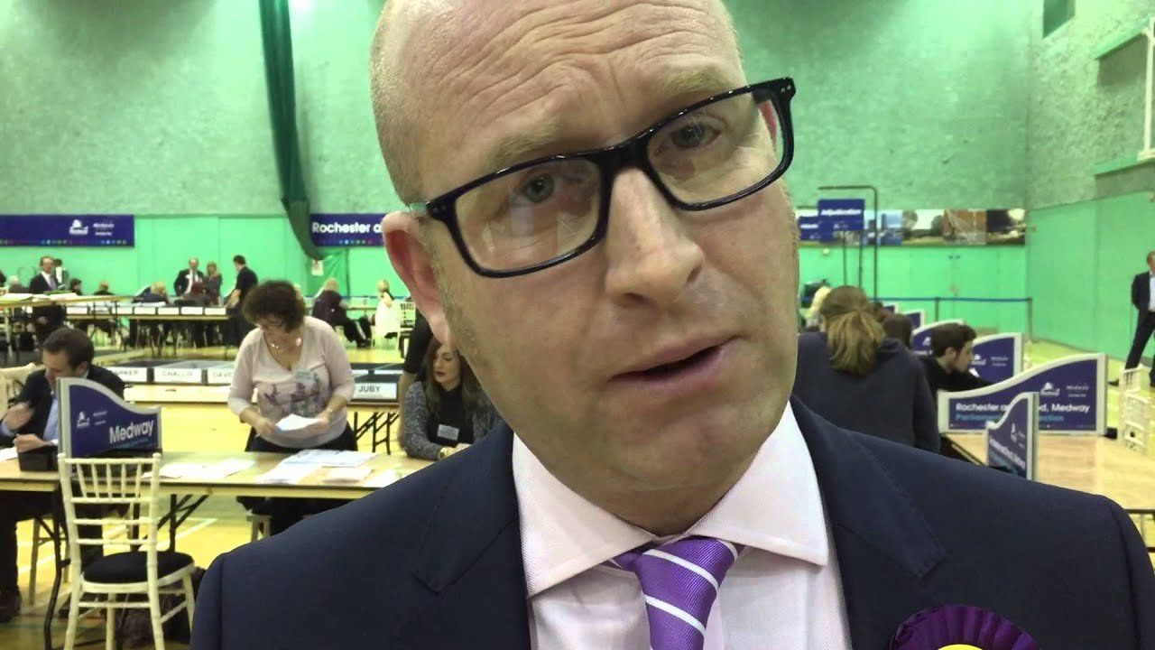 Ukip's Paul Nuttall on how they won Rochester