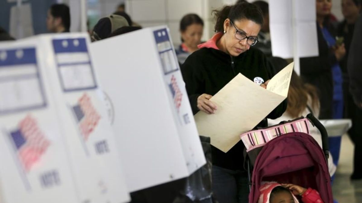 Polls: Democrats Favored to Take House, Republicans to Hold Senate in US Midterms