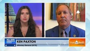 Texas AG Paxton says he is happy to debate his support of Trump and credentials vs. George P. Bush