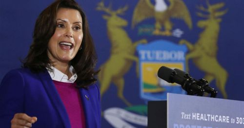Michigan Gov. Whitmer may be forced to return $3.4 million in excess contributions
