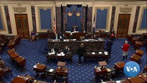 Senate Confirms Biden's Pick for US Ambassador to UN