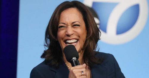 Kamala Harris appears to violate IRS rule with McAuliffe endorsement video played at churches in Va.
