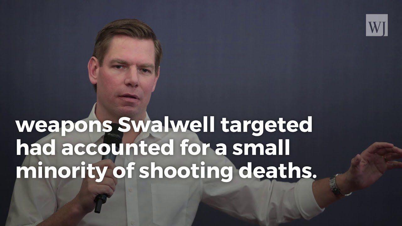 Eric Swalwell Tries Spreading Fake News on Gun-Crime Stats, Immediately Shut Down on Nat'l TV