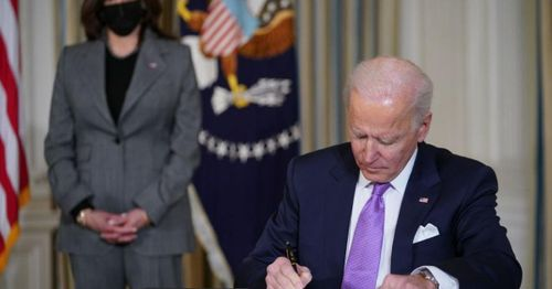 Biden names 'Jobs Cabinet' to sell his $2 trillion infrastructure-jobs package to Congress, America