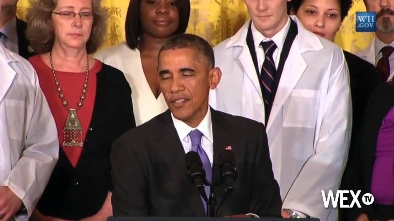Obama defends Ebola response