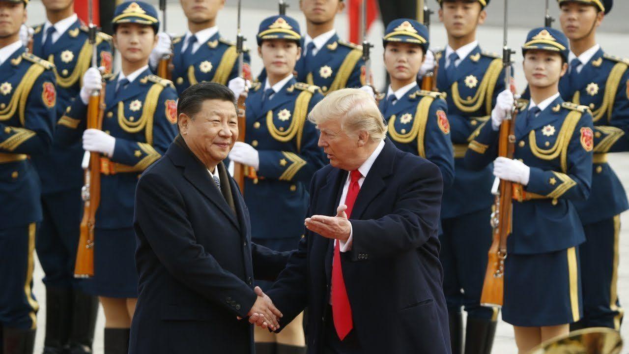 Tariffs on Chinese goods hit midnight Saturday