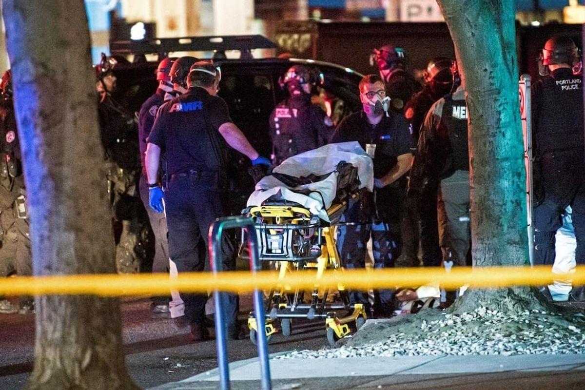 Antifa Protester Suspected in Killing of Trump Supporter in Oregon
