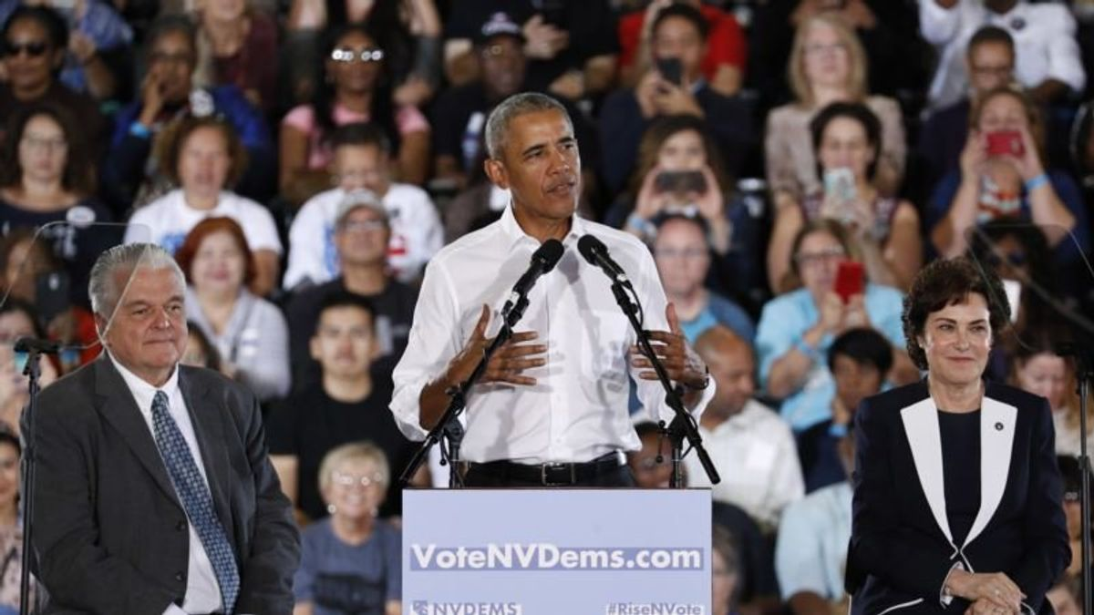 Obama to Campaign for Michigan Democrats on Friday