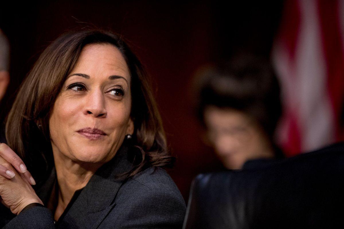 Harris Picks up Endorsement From Black Women's Organization