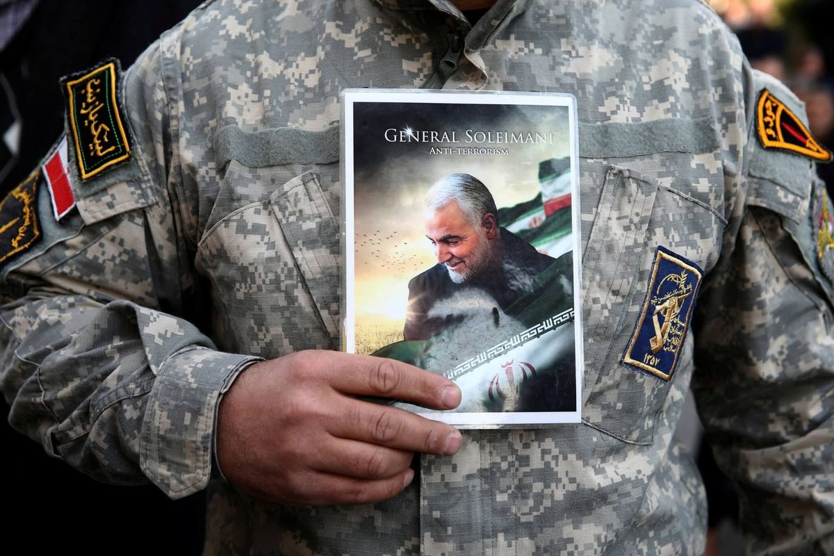 Democratic Presidential Contenders Condemn Strike Against Iranian Commander