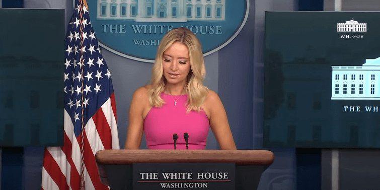 09/09/20: Press Secretary Kayleigh McEnany Holds a Press Briefing