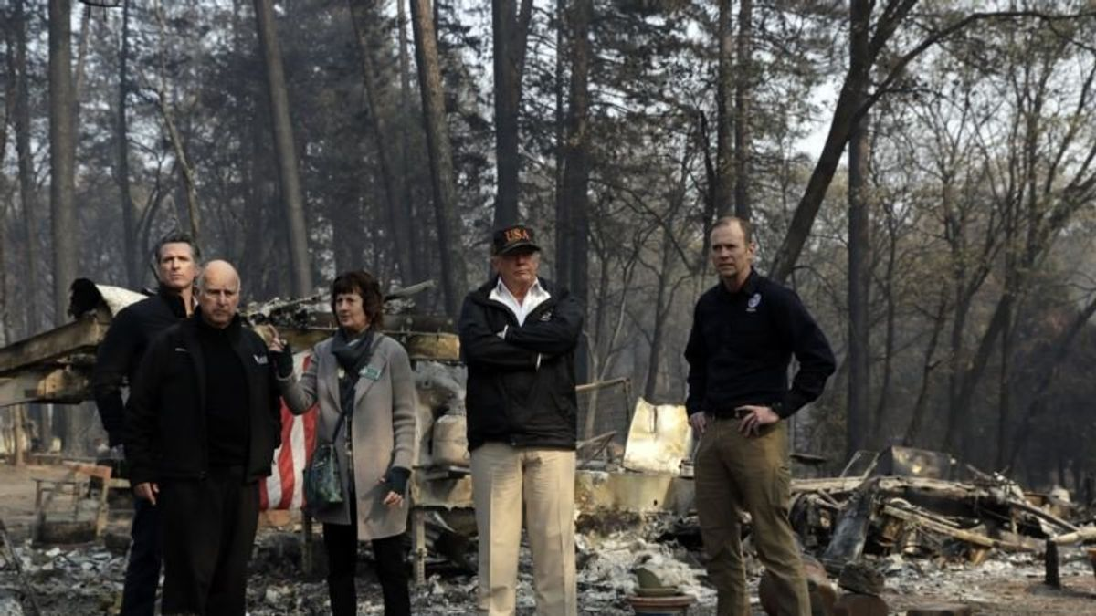 Fires, Floods and Other Disasters Await New Governors