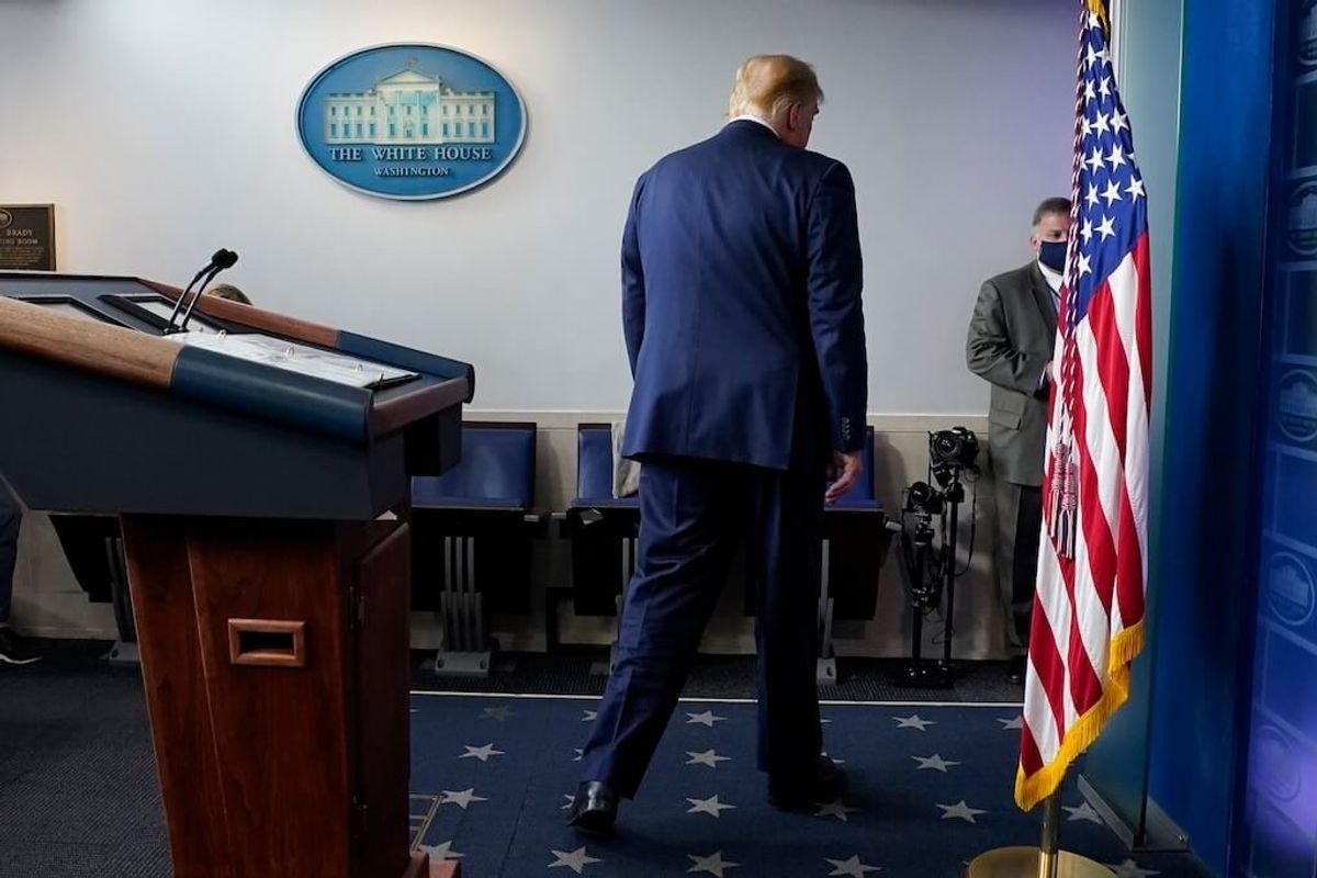 Trump's Legal Efforts Falter in Bid to Undo Biden's Presumptive Victory