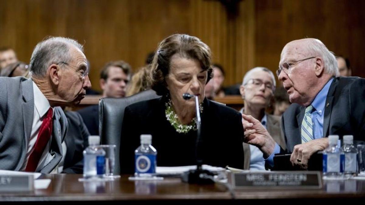 Senators Call for Possible Delay After Kavanaugh Accuser Comes Forward
