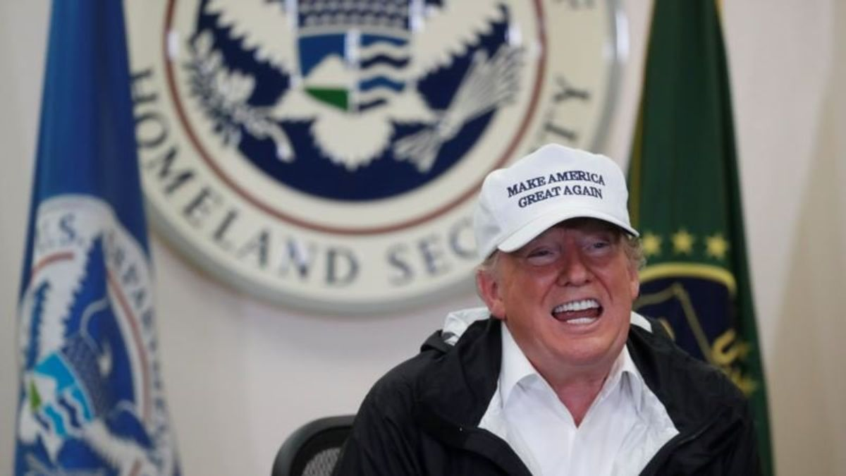 Trump Signals He Could Soon Declare National Emergency to Build Border Wall