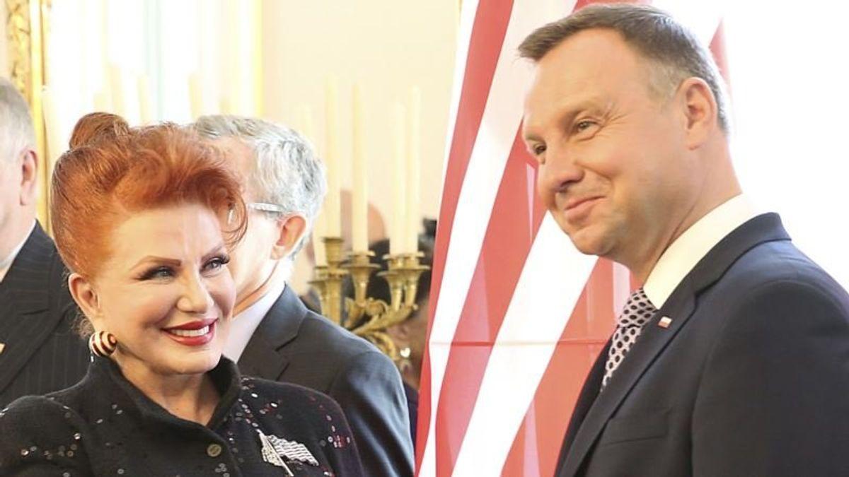 Georgette Mosbacher Begins Term as US Ambassador in Poland