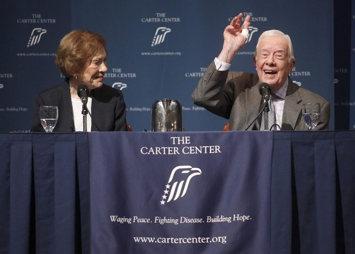 Carter Center Works to Educate US Voters