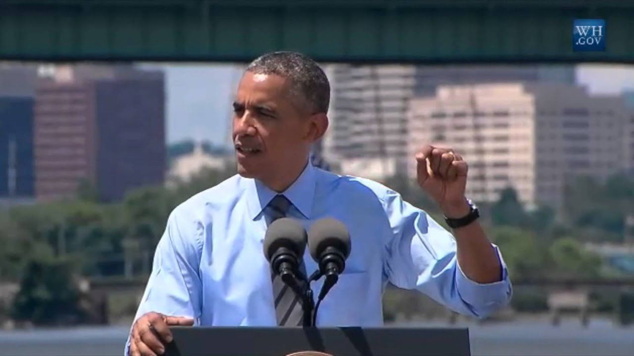 Obama pushes plan for private funding of public roads