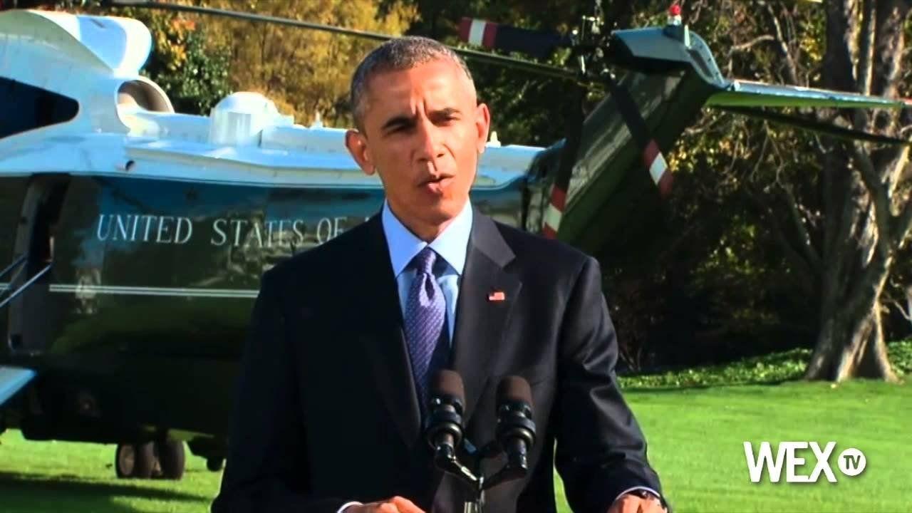 President Obama speaks on Ebola
