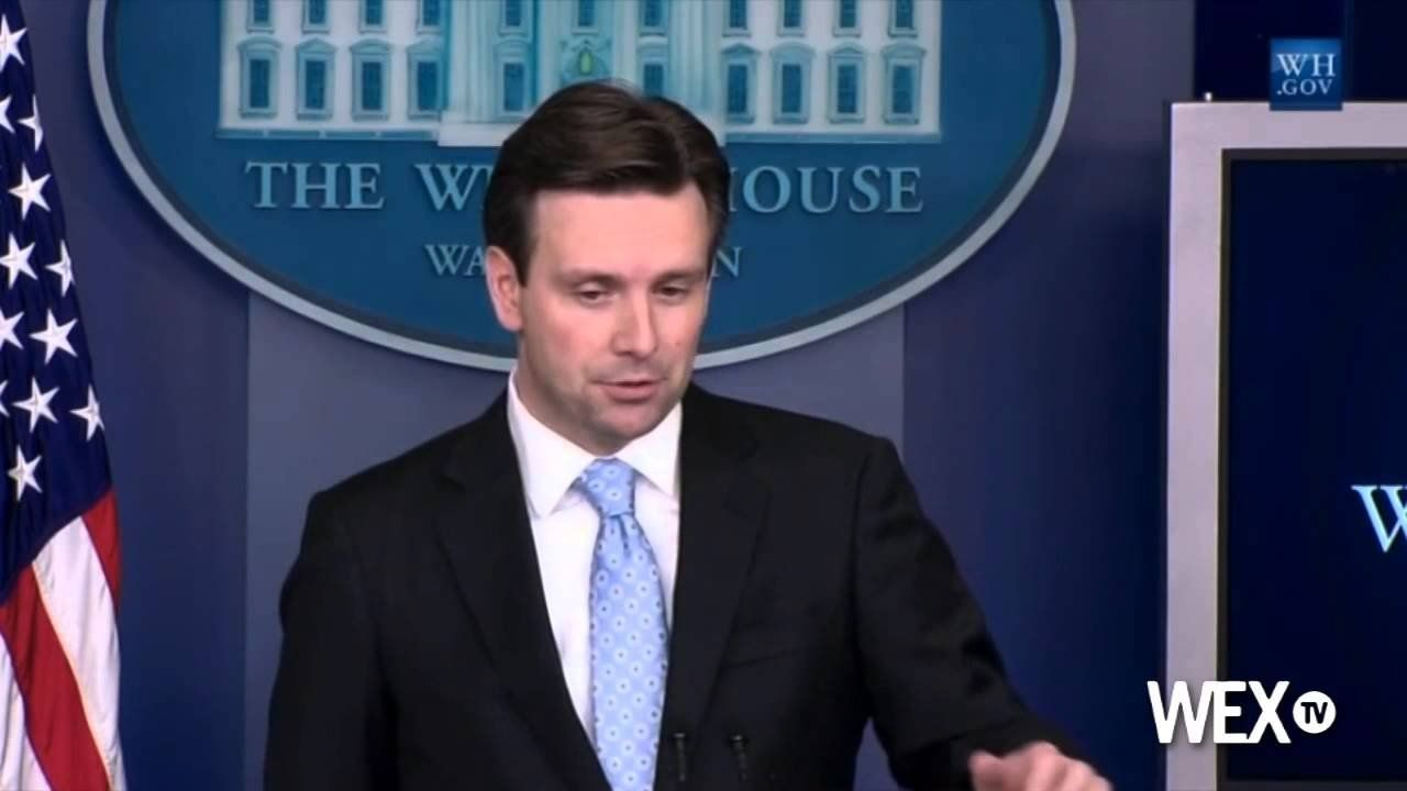 WH repeats Scalise 'David Duke without the baggage' claim