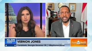 Rep. Vernon Jones not confident 2022 elections will be secure enough