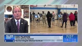 Ken Paxton talks election integrity