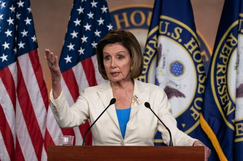 Pelosi Creates Panel to 'Seek The Truth' on Capitol Attack