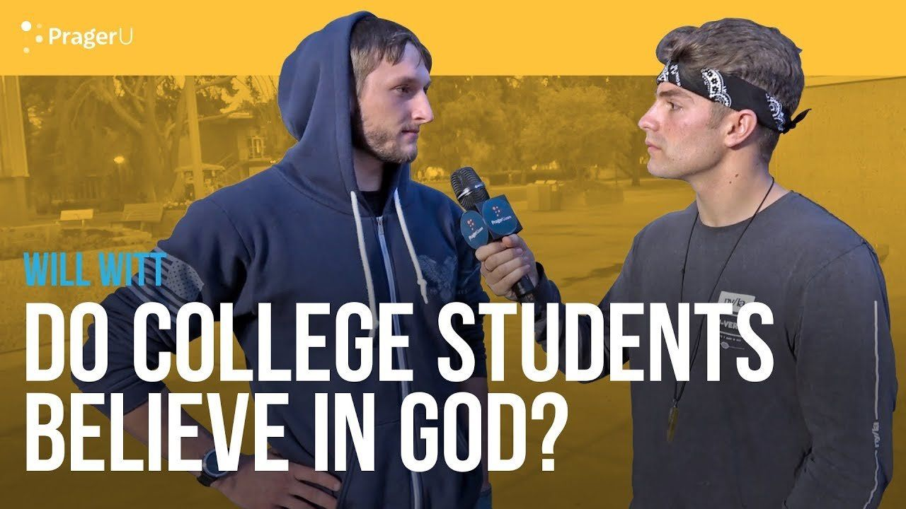 Do College Students Believe In God?