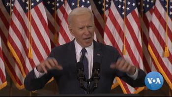 Biden's $2 Trillion Infrastructure Proposal Faces Challenges