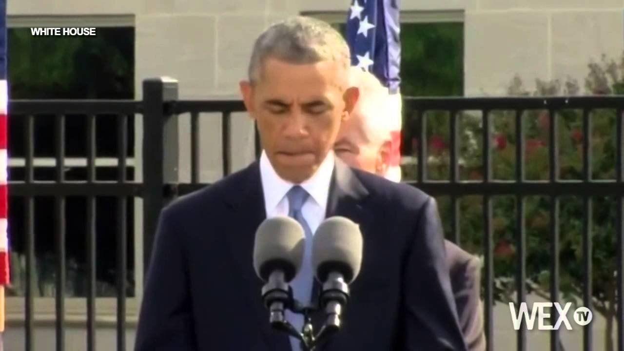President Obama marks 9/11 anniversary