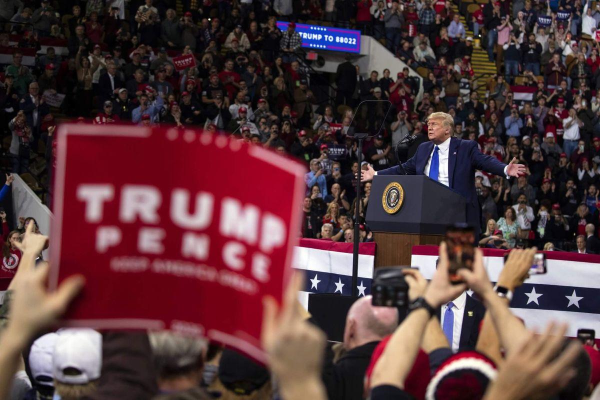 AP Fact Check: Trump Distorts Data, Democrats Cut Corners