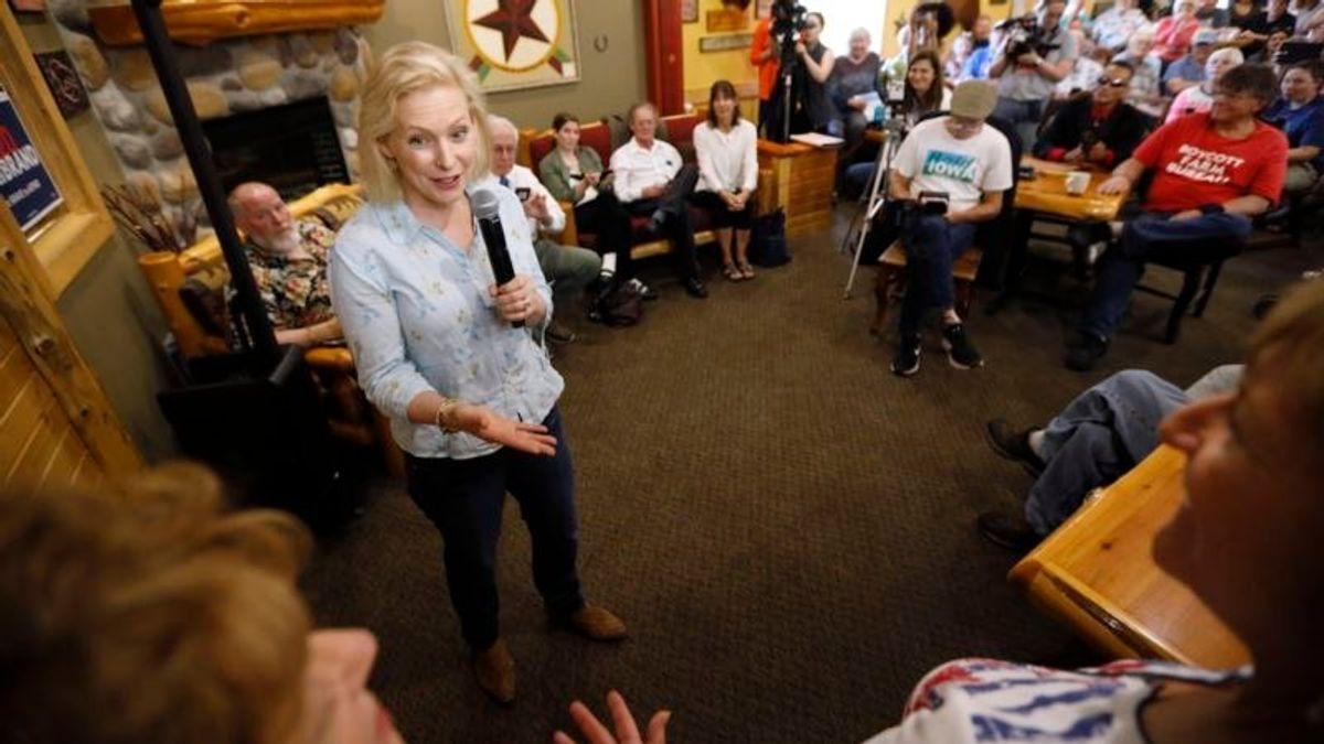 2020 Hopeful Gillibrand Unveils Plan to Protect LGBTQ Rights