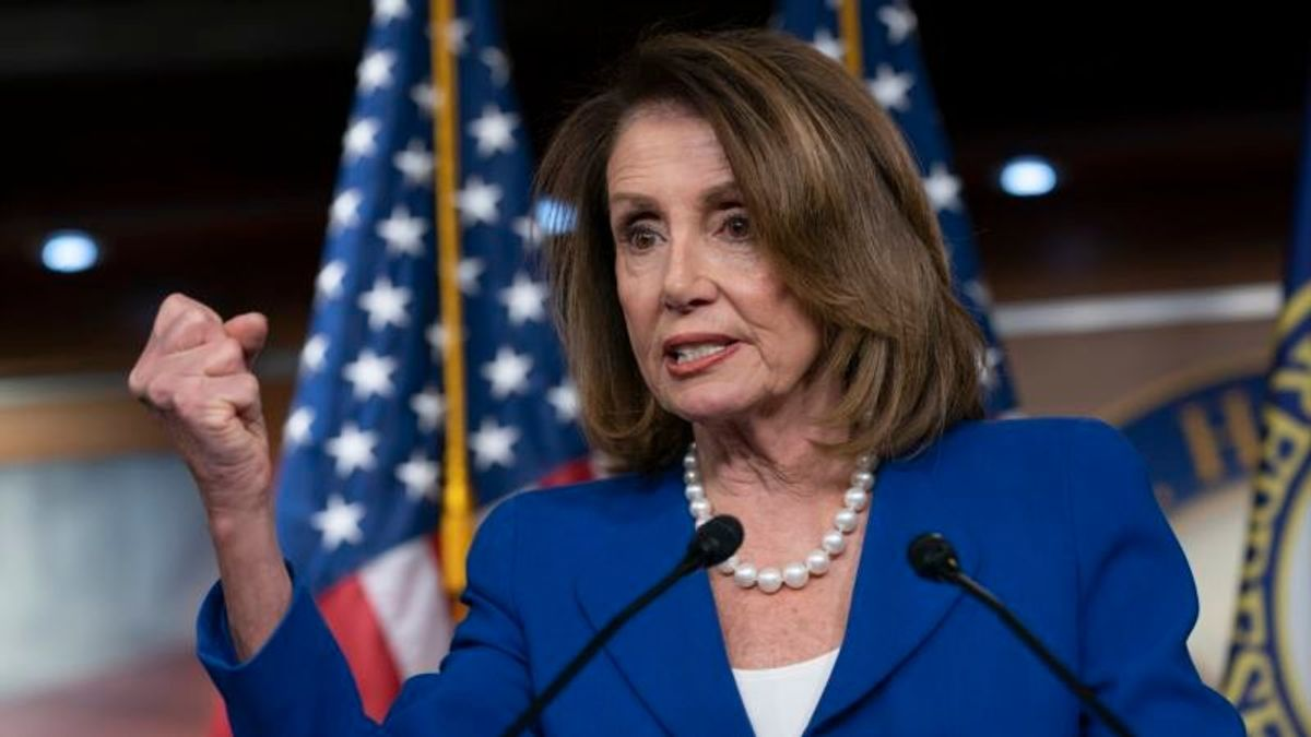 Pelosi: AG Barr 'Off the Rails' on Mueller Report