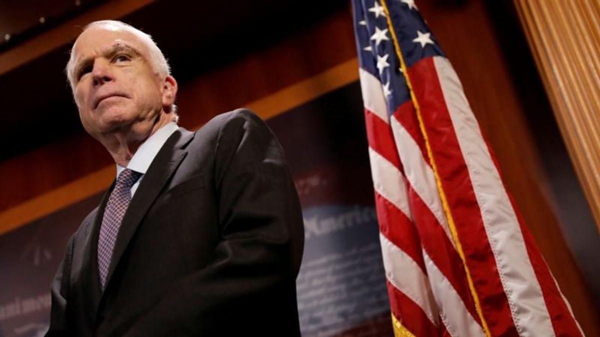 Senator John McCain Remembered for Courage, Service, Patriotism