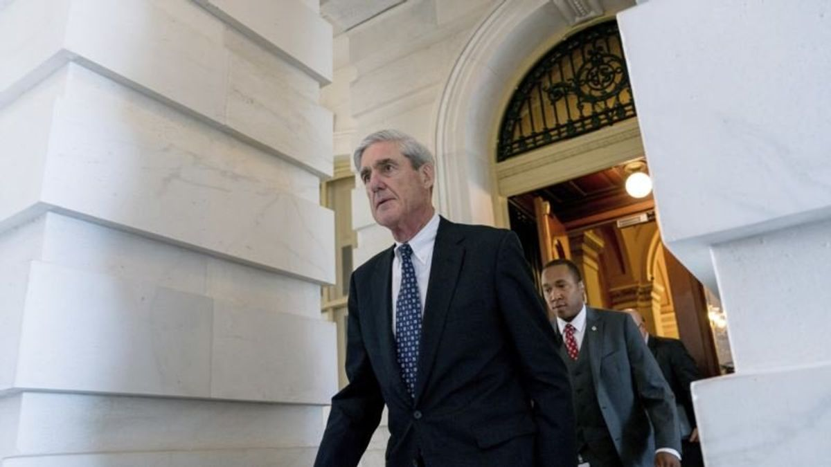 Senators Renew Attempt to Protect Special Counsel Mueller