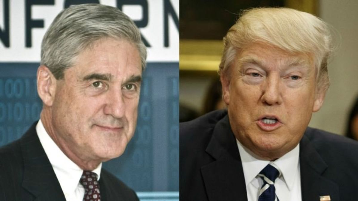 Terms of Trump-Mueller Interview Still Being Negotiated