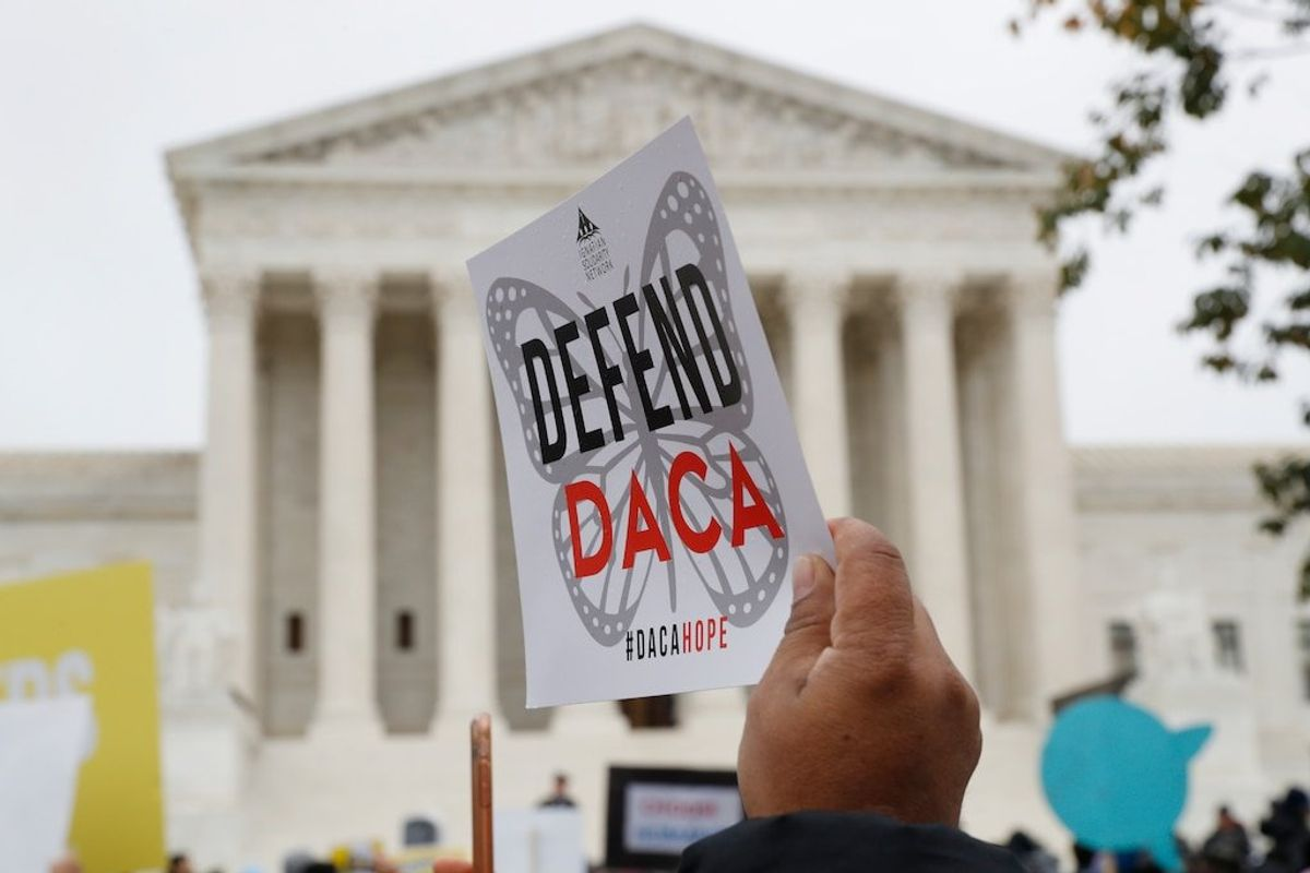 Biden: Justice Department Will Appeal Judge's Ruling That DACA Is Illegal