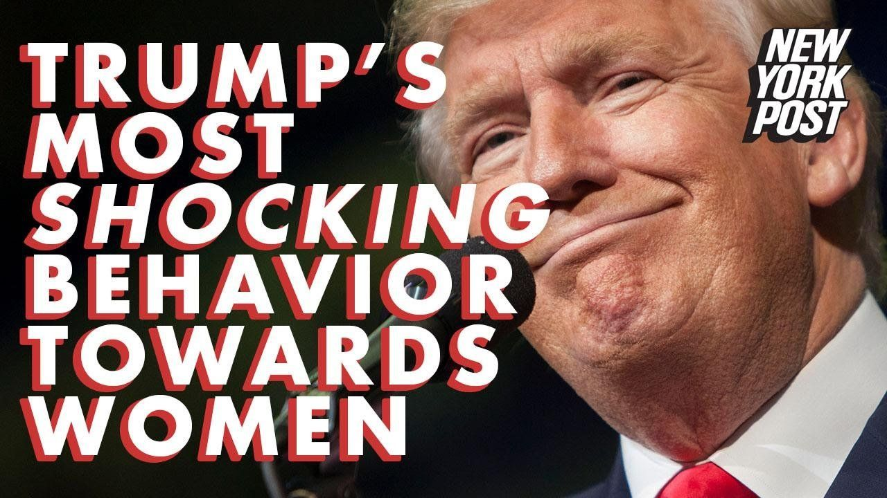 The shocking things Trump has said about women