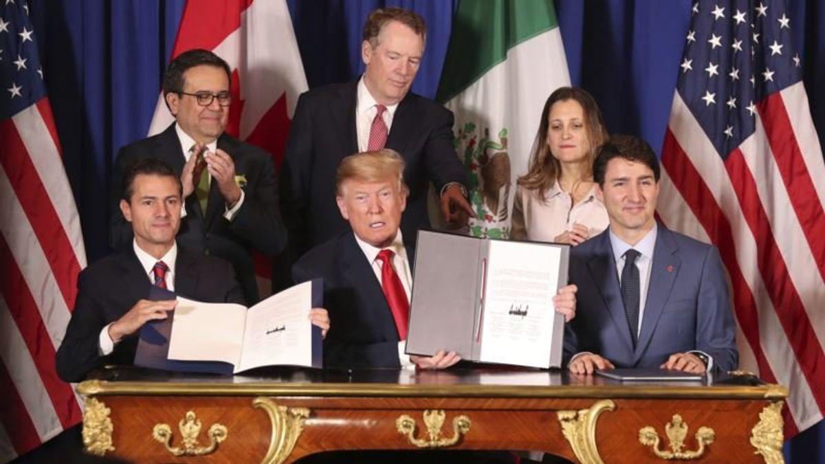 Trump Ready to Terminate NAFTA