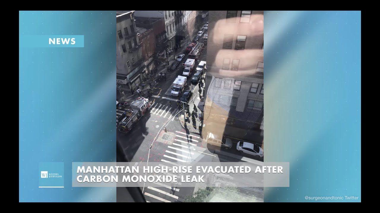 Manhattan High-Rise Evacuated After Carbon Monoxide Leak