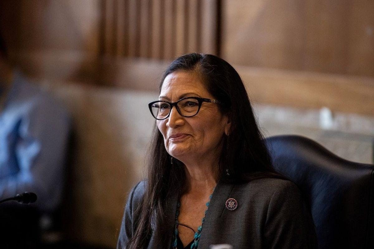 Haaland Confirmed as Interior Secretary, 1st Native American Cabinet Head