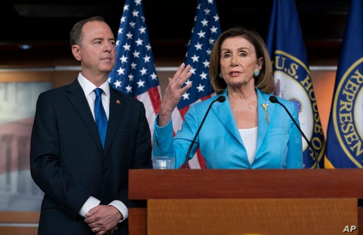 House Democrats Face Tough Choices on Impeachment Approach