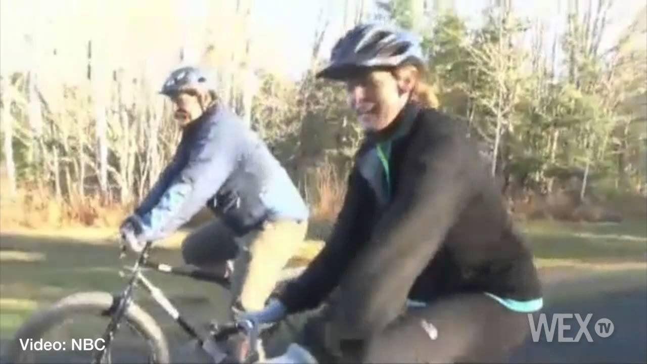 Nurse defies quarantine, goes on bike ride