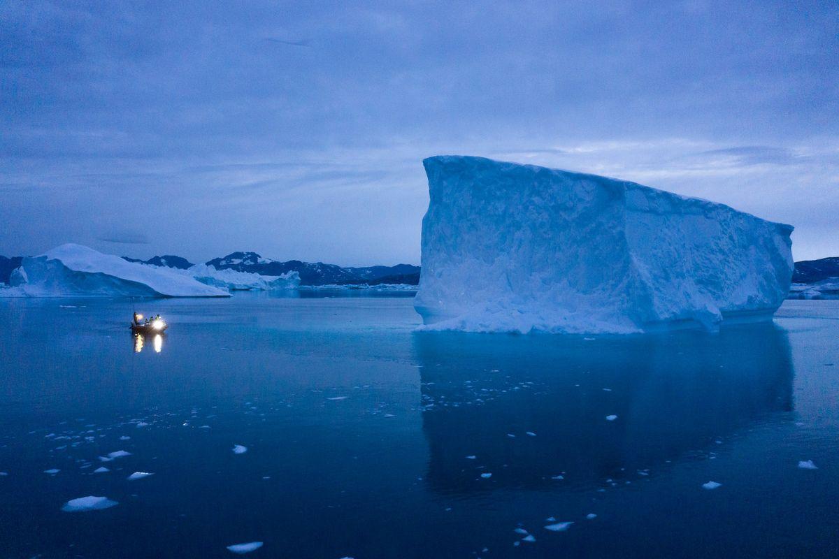 Climate Change Makes Arctic Strategic, Economic Hotspot