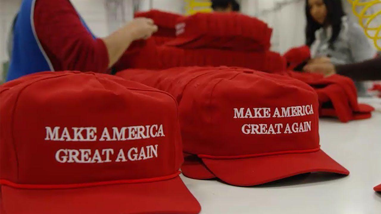 Get the Facts: No Fake MAGA Hats
