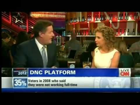 Debbie Wasserman Schultz defends 'godless' platform: 'Our values are reflected in our policy'