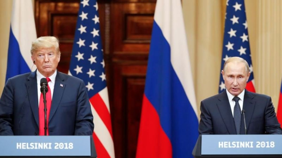 White House: Omission in Trump-Putin Transcript Not Deliberate