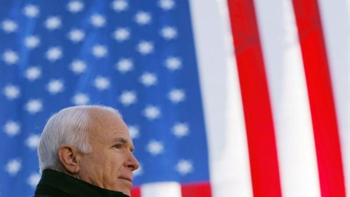 US Senator, War Hero John McCain Dead at 81