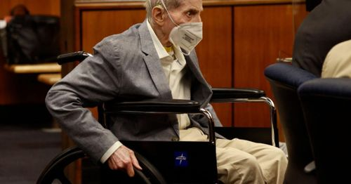 Real estate magnate Robert Durst convicted of murder from 21 years ago